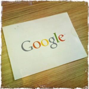 La cartolina di Google